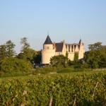 Château d'Eternes vendanges 2015