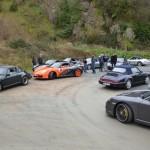 Château d'Eternes Rallye Porsche