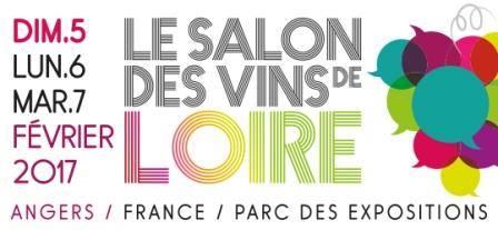 salon des vins de loire 2017